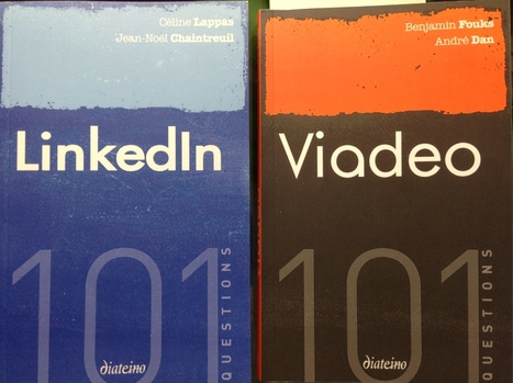 [Livres] LinkedIn et Viadeo : 101 Questions | Social Media Curation par Mon Habitat Web | Scoop.it
