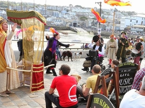 Carbis Bay Holidays Blog: Luxury Self Catering in St Ives: St Ives Holiday-Makers Get Set for Indian Summer Festivities | St Ives in Cornwall | Scoop.it