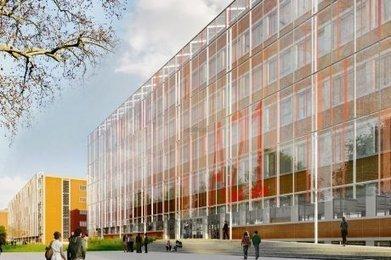 Le chauffage divisé par six ! | Opération Campus Bordeaux - 1ère phase | Scoop.it