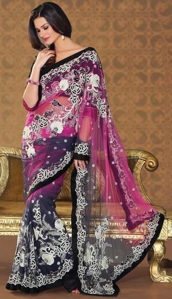 Latest Indian Designer Saree Collection 2013 | Fashionin24 | Fashion in 24 | Scoop.it