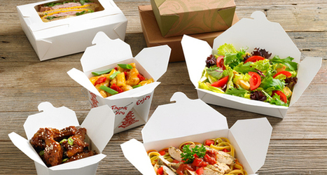 Food Service Packaging   Markets Serviced by Fold-Pak   Food Boxes & To-Go Containers   Scoop.it