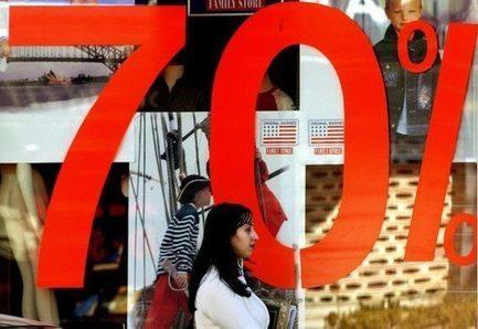 Soldes : les achats de la deuxième semaine en baisse de 18 % | Bijoux créateurs | Scoop.it