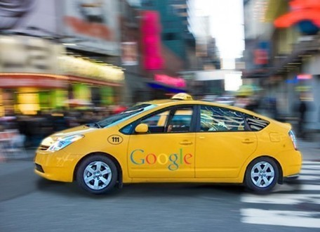 Google Signs Agreement with NYC Mayor to Replace NYC Taxis With Driverless Google Cabs | Laura Betterly | Scoop.it