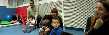 Pares, mares i nens experimenten plegats amb la música i la dansa al nou projecte de l'Escola de Música Centre de les Arts de L'Hospitalet | dansa acrobàtica | Scoop.it