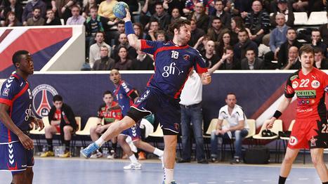 Yvan signe à PARIS | PSG handball | Scoop.it