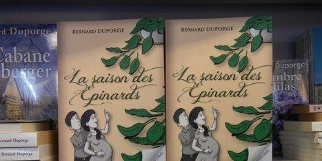 La saison des épinards réserve de bonnes feuilles | Sainte-Hélène de la Lande Médoquine 33480 scooped by Raymond PIOMBINO | Scoop.it
