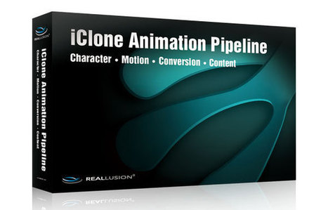 Competition: Two iClone Animation Pipeline bundles up for grabs! | 3D Artist | walid2207482 | Scoop.it
