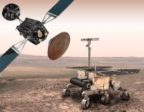 Russia to Join ExoMars in 2013 | Planets, Stars, rockets and Space | Scoop.it