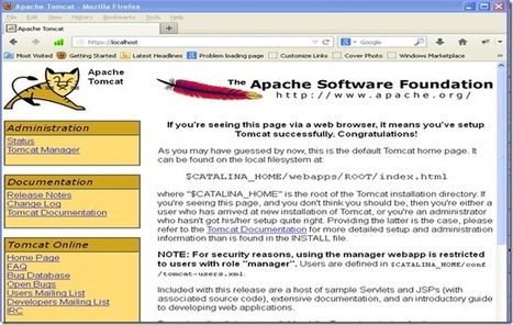 Configure Tomcat to support SSL or HTTPS - Java Tutorials Corner - Appu T | Java Tutorials Corner | Scoop.it