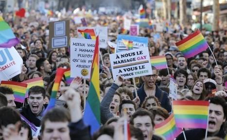 Le MARIAGE POUR TOUS ♦ Pour tous vraiment ? ♦ #BienVivreEnsemble | #MiAmor ♥ Sexe & diversité : libertés dangereuses ? | Scoop.it