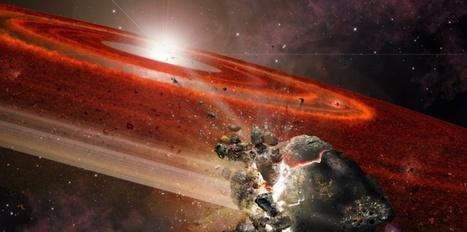 Comme une image surgie du passé de notre Système solaire - Sciences et Avenir | Médiation des sciences | Scoop.it