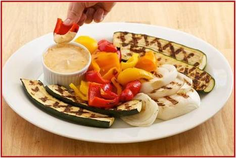 5 Great Grilled vegetable snacks at Chinese Singapore Restaurant   Best Bars In Singapore   Scoop.it