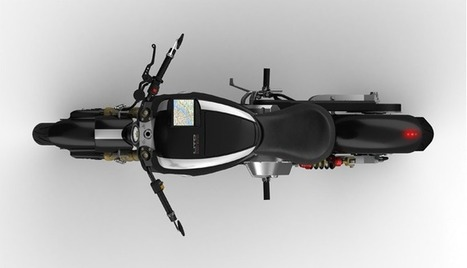 Lito Sora Electric Motorcycle with integrated GPS; pricing $42,000 | Tech Prezz | WorldGeek | Scoop.it