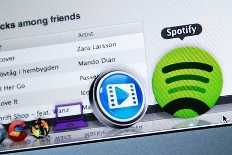 How Ashamed Should You Feel About Using Spotify? | Winning The Internet | Scoop.it