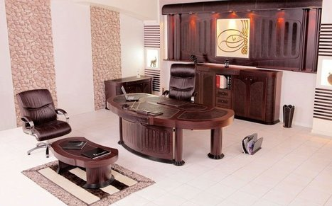 Renovate your Office with Turkish Office Furniture - Furniture In Turkey | Furniture and Interior Design Ideas | Scoop.it