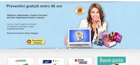 Punta sulle tue risorse! Motiva il tuo personale con Buoni Regalo e scopri tutti i vantaggi fiscali… | www.buoniregalo.info | Top Partners | Scoop.it