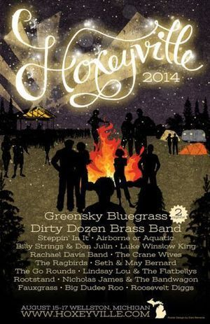 Hoxeyville Festival Confirms Lineup - jambands.com   Acoustic Guitars and Bluegrass   Scoop.it