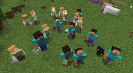 Minecraft in education | ANALYZING EDUCATIONAL TECHNOLOGY | Scoop.it