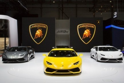 Lamborghini Huracan LP610-4 Pictures at Geneva Motor Show and official Video | Autocarinterior.com | Scoop.it