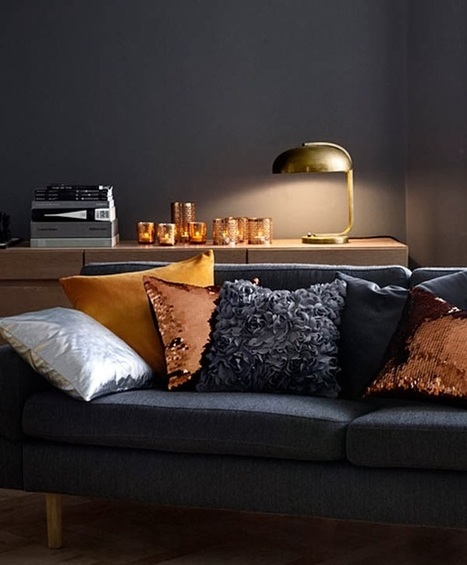Metaller värmer i höst | NIU. Interiors & homes | Scoop.it