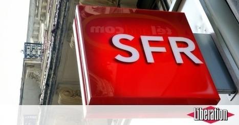 SFR veut réduire d'un tiers ses effectifs sur fond de guerre des prix | Actualités, influences, stratégies | Scoop.it