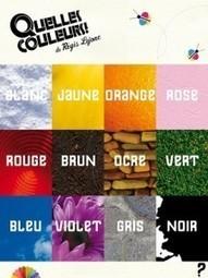 Quelles couleurs : un e-pub entre livre d'artiste et imagier créatif [Apple] - La Souris Grise | Livres de jeunesse numériques | Scoop.it