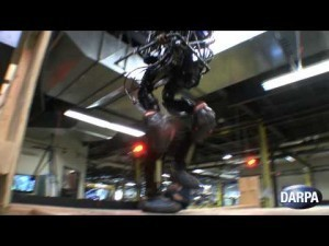 DARPA Humanoid Robot Climbs Stairs | Robotics Frontiers | Scoop.it