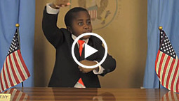 Kid President Songified on Devour.com | Constant Learning | Scoop.it