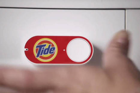 Amazon's Dash Button Is Not a Hoax, It's Phase One | Digital Transformation of Businesses | Scoop.it