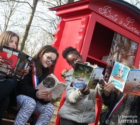 Boîtes à livres : Metz s'y met aussi ! | Veille professionnelle des Bibliothèques-Médiathèques de Metz | Scoop.it