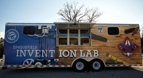 3D Printing Travels with Mobile Invention Lab | 3D Printing in Manufacturing Today | Scoop.it