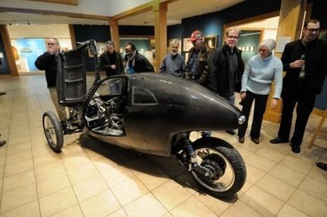 Raht Racer : le vélomobile à pédales qui va aussi vite qu'une voiture | Actinnovation | Nouvelles Technologies et Innovations © | Ressources pour la Technologie au College | Scoop.it
