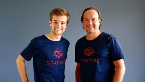Avec StaffMe, les étudiants trouvent leurs petits boulots par texto | Prestataires et services aux entreprises | Scoop.it