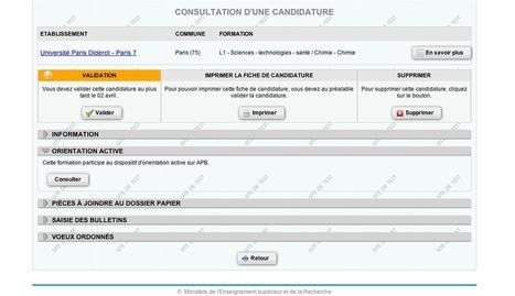Admission postbac : APB est-il un site d'aide à l'orientation ? - Letudiant.fr | Orientation scolaire | Scoop.it