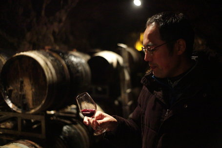 A Japanese Vintner in France | Vitabella Wine Daily Gossip | Scoop.it