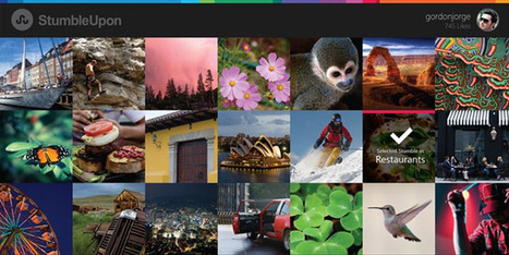 StumbleUpon is the ultimate discovery tool for Windows 8 | WHAT IS THE BEST APPLICATION FOR MY WINDOWS 8 PRO | Scoop.it