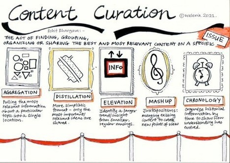 The 5 Models Of Content Curation: The 21st Century Curator 内容策展的5种模式:21世纪的策展人 | content curation in education | Scoop.it