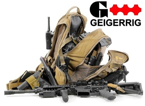 Geigerrig – Tactical 1600 Hydration Pack |