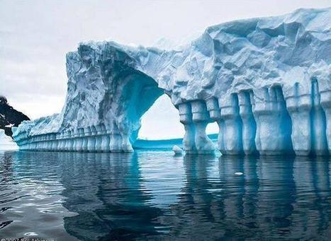 Twitter / IncredibleViews: An Awesome Iceberg, Antarctica ... | Polar Oceanography | Scoop.it