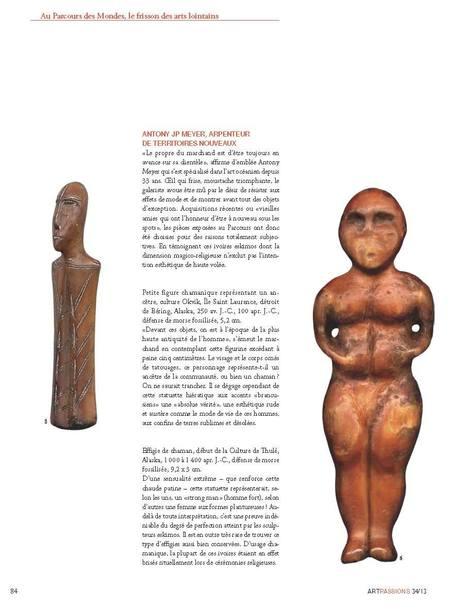 Arts Passion, Sept. 13, suite | Parcours des Mondes 2013, le salon international des arts premiers | Scoop.it