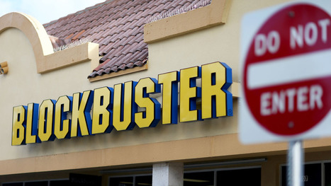 Bye, Bye Blockbuster: A Eulogy for the 3-Day Rental (Guest Column) - Hollywood Reporter   Music   Scoop.it