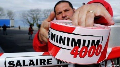 Minimum wage 'Switzerland votes on minimum wage' | Econ 3 | Scoop.it