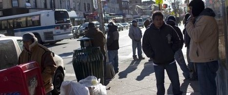 Latino Unemployment Rate Drops, But Not For The Best Reason | Latino News | Scoop.it