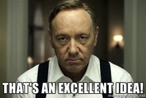 What Every User Experience Designer Should Learn from Frank Underwood   Expertiential Design   Scoop.it