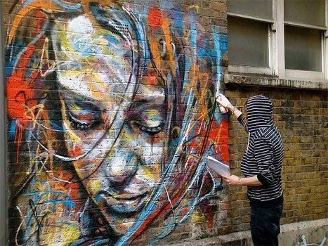 'Follow Your Art: Street Art Against Slavery' – Now. Here. This. – Time Out London | World of Street & Outdoor Arts | Scoop.it