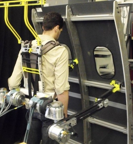 Here's That Extra Pair of Robot Arms You've Always Wanted | Robots in Higher Education | Scoop.it
