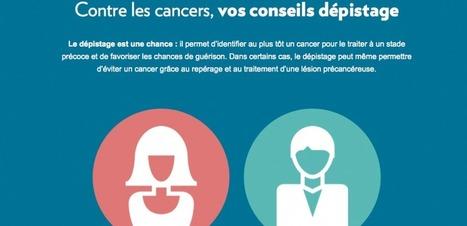 Un site internet pour savoir quels cancers dépister selon son âge | UseNum - Santé | Scoop.it