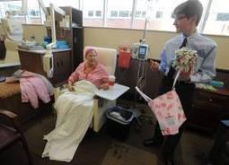 Teen's compassion benefits patients - Colorado Springs Gazette   Compassion   Scoop.it