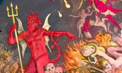 Satanists plan statue to stand alongside Ten Commandments in Oklahoma @investorseurope Mauritius Stock Brokers | Culture, Humour, the Brave, the Foolhardy and the Damned | Scoop.it