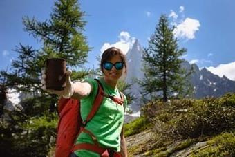 Chamonix : 100 bénévoles pour nettoyer la montagne | Savoie d'hier et d'aujourd'hui | Scoop.it